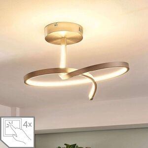 Lucande Dreiet LED-taklampe Dominykas