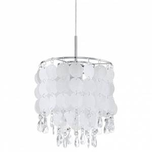 Eglo FEDRA Crystal Beaded Ceiling Pendant