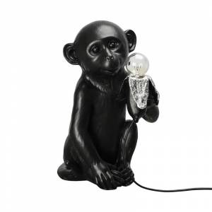 By On Lamp Banana monkey One Size