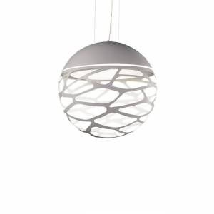 Studio Italia Design Kelly SO2 Small Sphere Pendel Hvit - Studio Italia Design  hvit