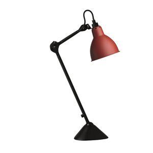 Lampe Gras 205 Bordlampe Rød/Svart - Lampe Gras