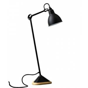 Lampe Gras 206 Bordlampe Svart - Lampe Gras  svart  140 mm