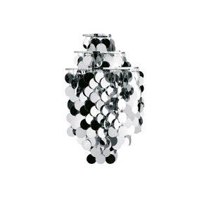 Verpan Fun 1 WA Vegglampe - Verpan  sølv  400 mm