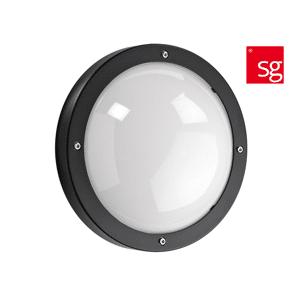 SG LED Primo 1100 Sort 13,5W