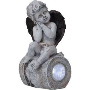 Star Trading Engel Solcellelampe