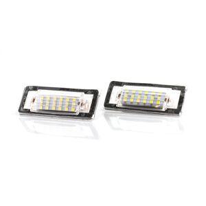 Lumen Skiltlys   Lumen LED skiltlys sett (Audi T1)