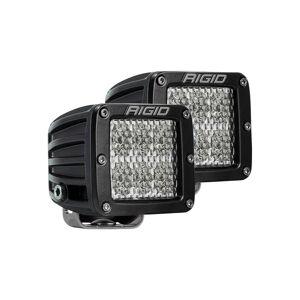 Rigid D2 LED Arbeidslys