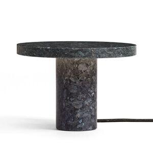 NEW WORKS Core Bordslampa Blå Granit