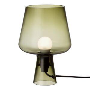 iittala Leimu Lampa 24x16,5 cm Mossgrön