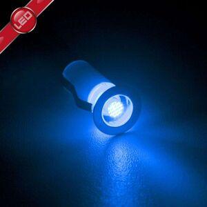 Brilliant Inbyggnadslampor Cosa LED 10-dels set blå