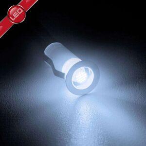 Brilliant Inbyggnadslampor Cosa LED 10-dels set vit