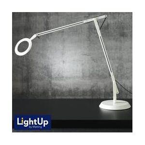 Oslo lampa vit
