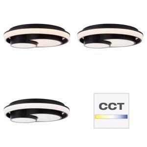 AEG Dwain LED-taklampa, dimbar, CCT, Remote
