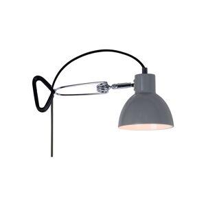SoffaDirekt MONTE Vägglampa Grå