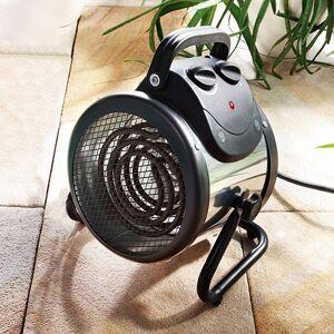 med manuell termostat Drivhusvarmer 2 kW Manuell