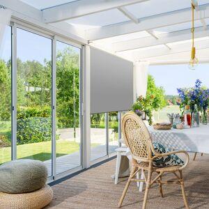 Rullegardin til hagestue Skygge R4000 Basic - Hvit T7, 340 cm