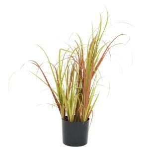 vidaXL Kunstig gressplante 55 cm