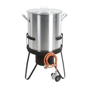 Krabbekokesett 40 L Gas