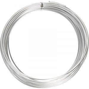 Diverse Bonsaitråd / Alu wire Sølv 2mm 10m