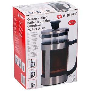 Alpina Presskanne / Kaffepress 1L