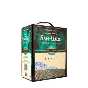 Blanco San-tiago Vino Blanco Prestigio (Bib) Krt 300