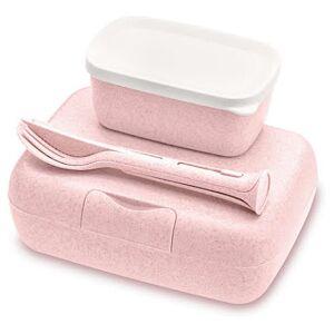 KOZIOL Candy Ready Lunchlådor+bestick