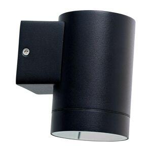 Stege Væglampe Mat Sort H12 L12 B 7.6