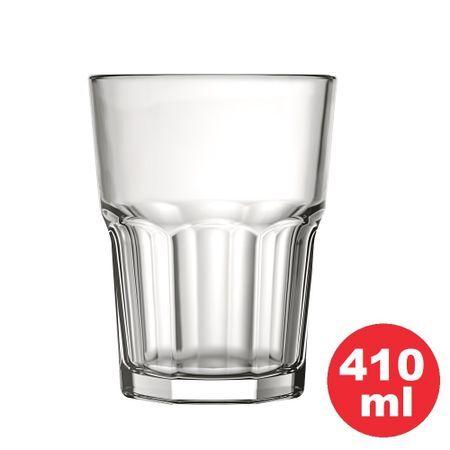 Nadir Copo de Vidro Bristol Long Drink 410ml Ref. 2711 Cx/12 Nadir