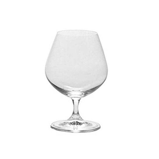 Bohemia Taça Cognac Roberta 6 Peças 400 ml Bohemia