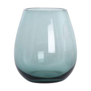 House Doctor - Mundblæst Vand Glas - Grøn - Ball - 4 Stk
