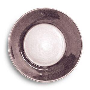 Basic-lautanen 21 cm Plum  - Violetti