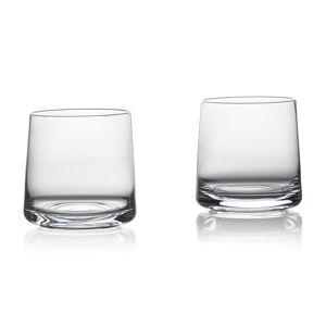 Rocks wideball lasi 2-pakkaus 34 cl  - Läpinäkyvä