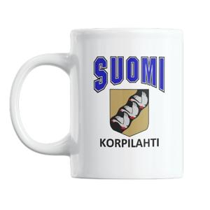 Muki - Suomi vaakuna - Korpilahti