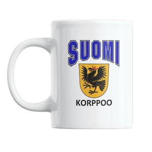 Muki - Suomi vaakuna - Korppoo