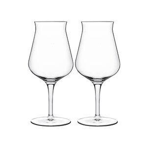 Luigi Bormioli Birrateque ølglass tester 2-pack 2 stk/pakke