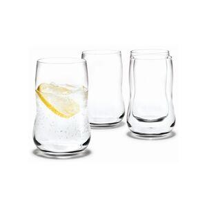 Holmegaard Future glass 4 pack 37 cl Transparent