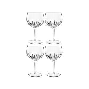Luigi Bormioli Mixology spansk gin og tonicglass 4-pack 4 stk/pakke Transparent