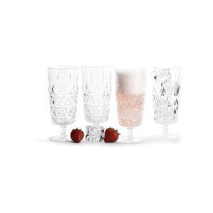 Sagaform Picnic Champagneglass 4-pack 4 stk/pakke