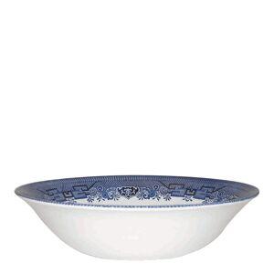 Churchill Blue Willow Skål 24 cm