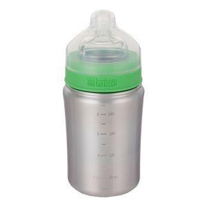 Klean Kanteen Baby Flaska 266 ml Borstat stål