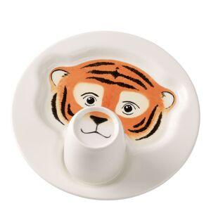 Villeroy & Boch Animal Friends Barneservise 2 deler Tiger