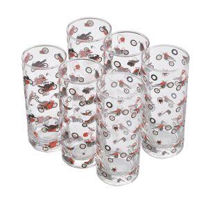 Booster Drink Glass Set (6 PCs)