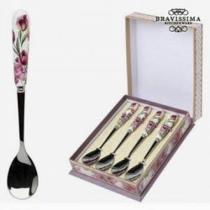 Bestick set Bravissima Kitchen 9298 (4 st)