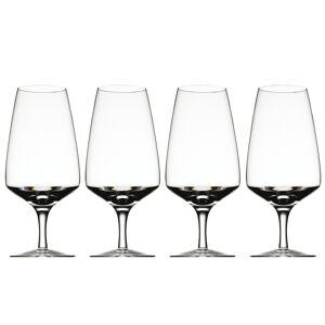 Orrefors - Pulse Ölglas 55 Cl 4-Pack