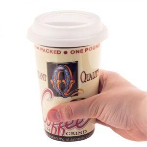 Take Away Kaffemugg Retro