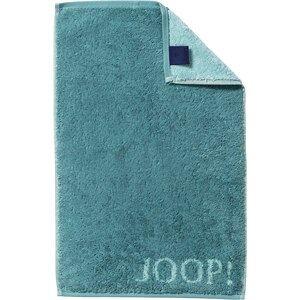 JOOP! Pyyhkeet Classic Doubleface Vieraspyyhe Turkoosi 30 x 50 cm 1 Stk.