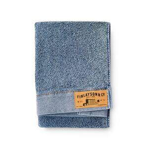 Finlayson Reno Håndkle 50x70cm, Indigo Blue