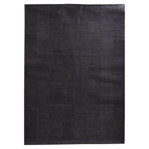 Fuhrhome Rabat Teppe - Mørkebrun Lær, 240x170