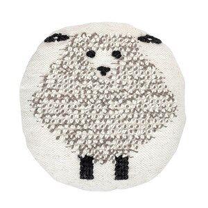 Bloomingville Cushion Sheep Wool