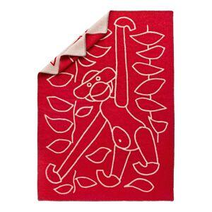 Kay Bojesen Pläd 80x120 cm Röd